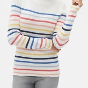 Ribbed Button Sweater Womens